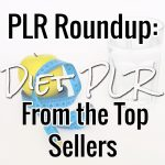 PLR Roundup of Diet PLR