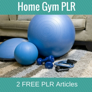 Home Gym PLR