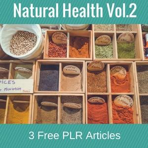 Natural Health Vol.2