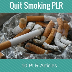 Quit Smoking PLR