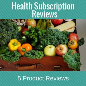 Health Subscription Box Product Reviews