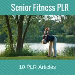 New PLR in the Store: Senior Fitness!