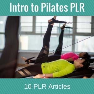 Intro to Pilates PLR