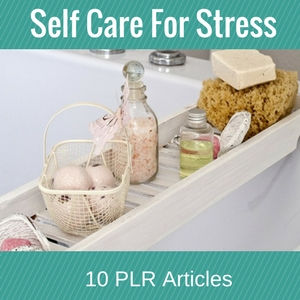Self Care For Stress