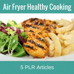 Air Fryer Healthy Cooking
