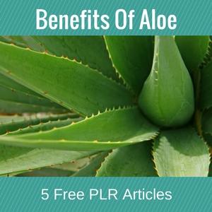 Benefits Of Aloe
