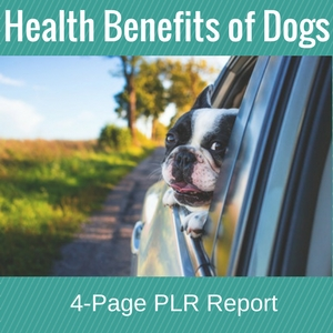 Health Benefits of Dogs