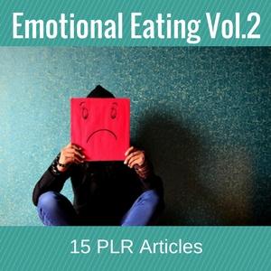 Emotional Eating Vol.2