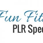 Get Your Fun Fitness PLR On!