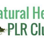 Natural PLR Membership (June): Outdoor Health