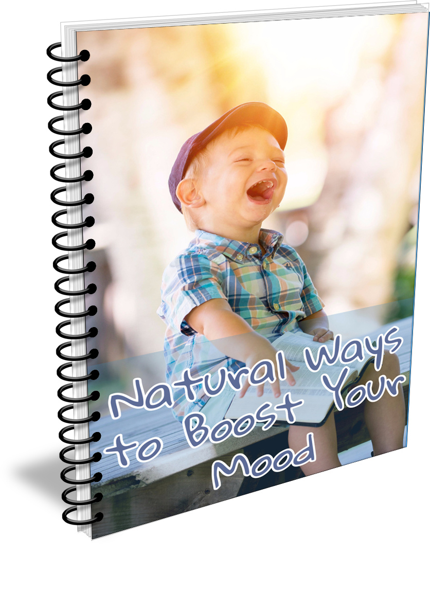 Natural Mood Boosters (limited plr) – Health and Wellness PLR